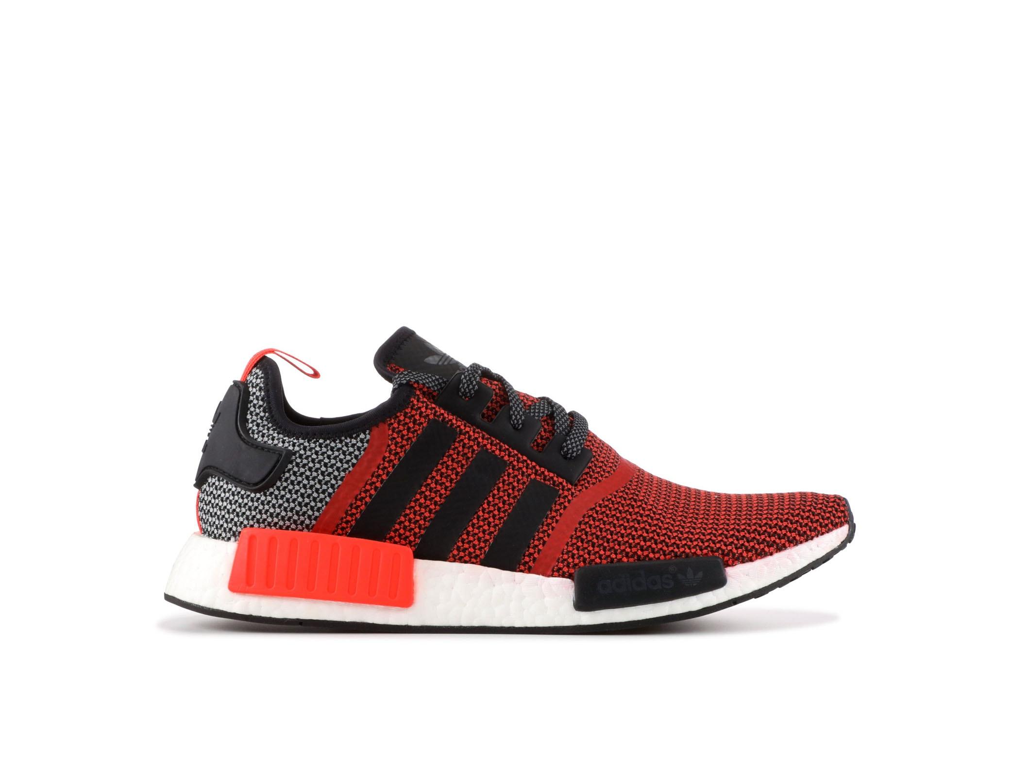 66ac43ab416fb Shop Lush Red NMD R1 Online