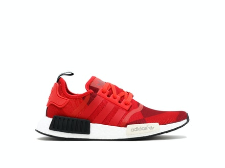 Red Camo NMD R1