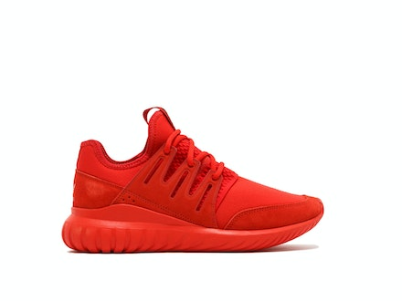 Red Tubular Radial