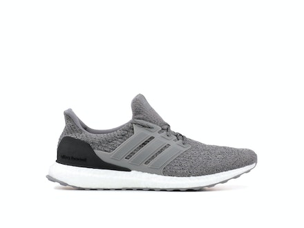 Grey Three UltraBoost 3.0